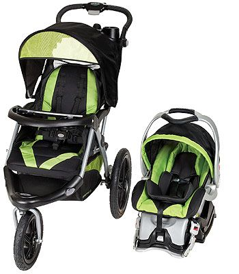 Make Life On The Go Simple With Baby Trend Expedition GLX Travel System In