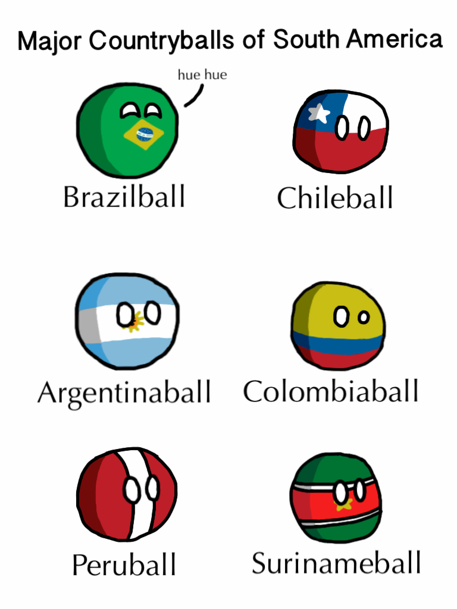 Countries Of South America America Memes Country Humor Country
