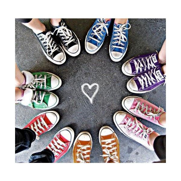9088b8cedceb4e Chucks All Stars Converse Global Fad ❤ liked on Polyvore featuring  backgrounds