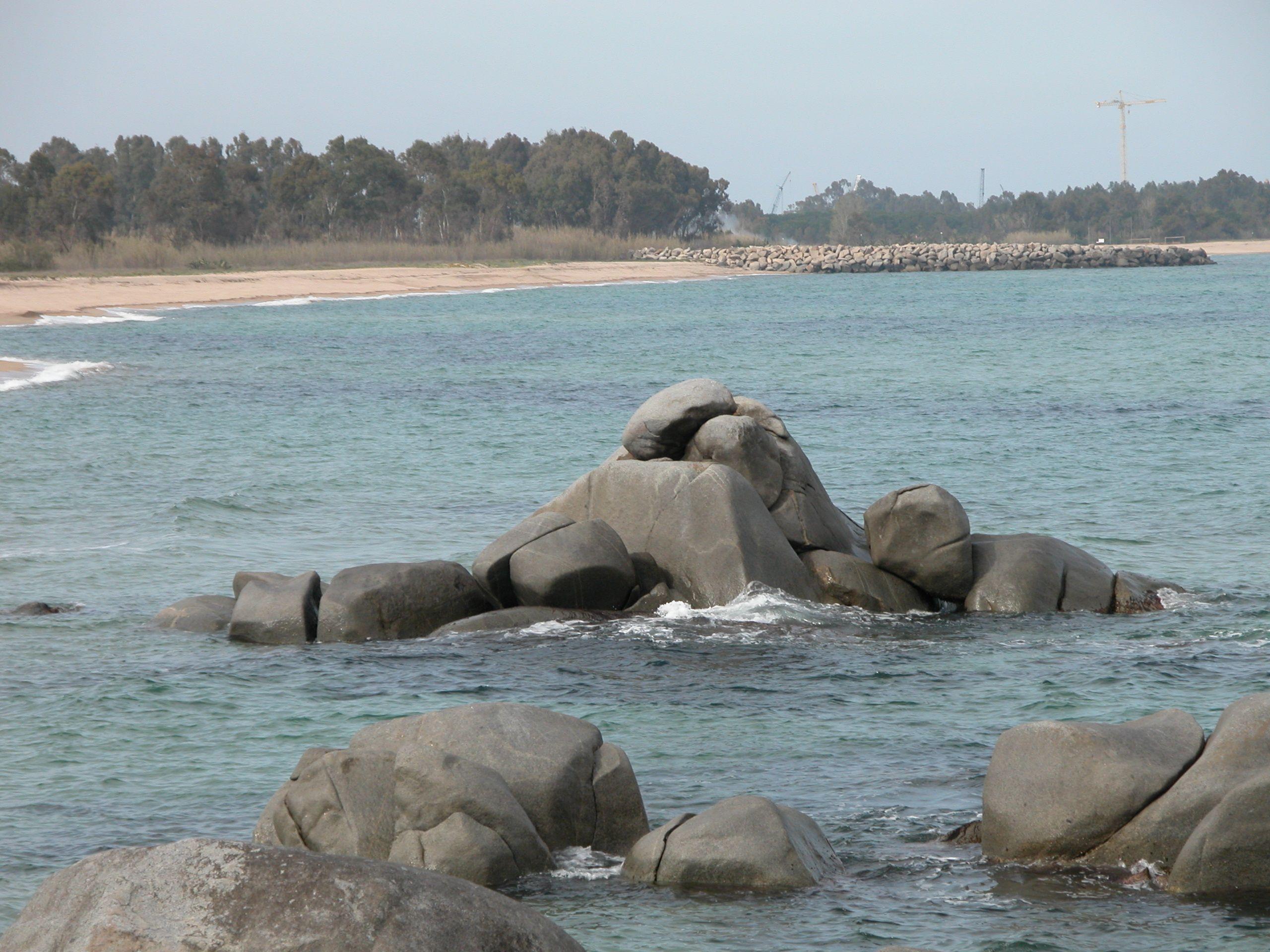 spiaggia di Orrì