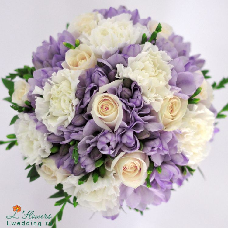 buket-nevesti-orhidey-fioletovih
