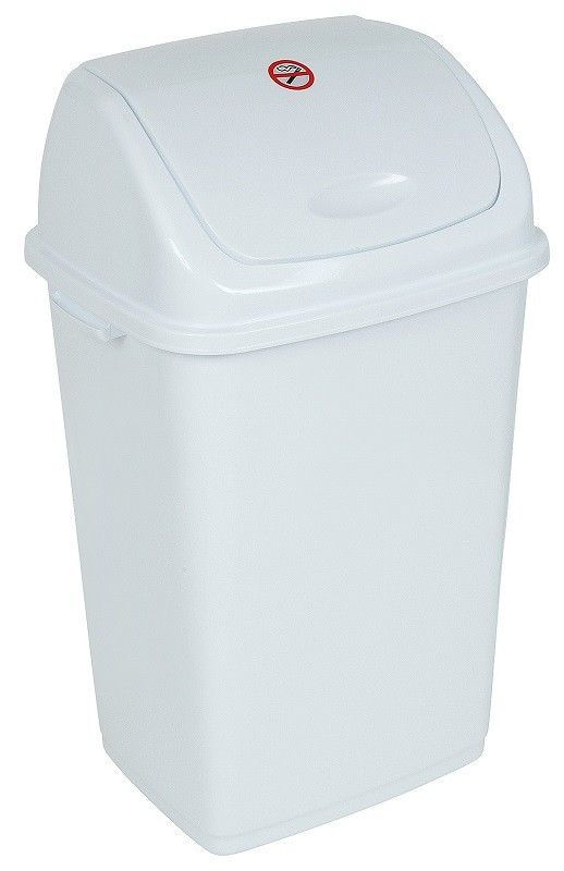 Superio 9 2 Gallon Swing Top Trash Can Products