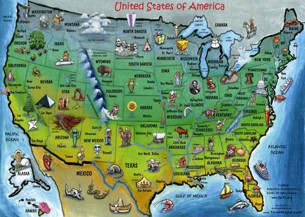 Let S Fix America Landmarks