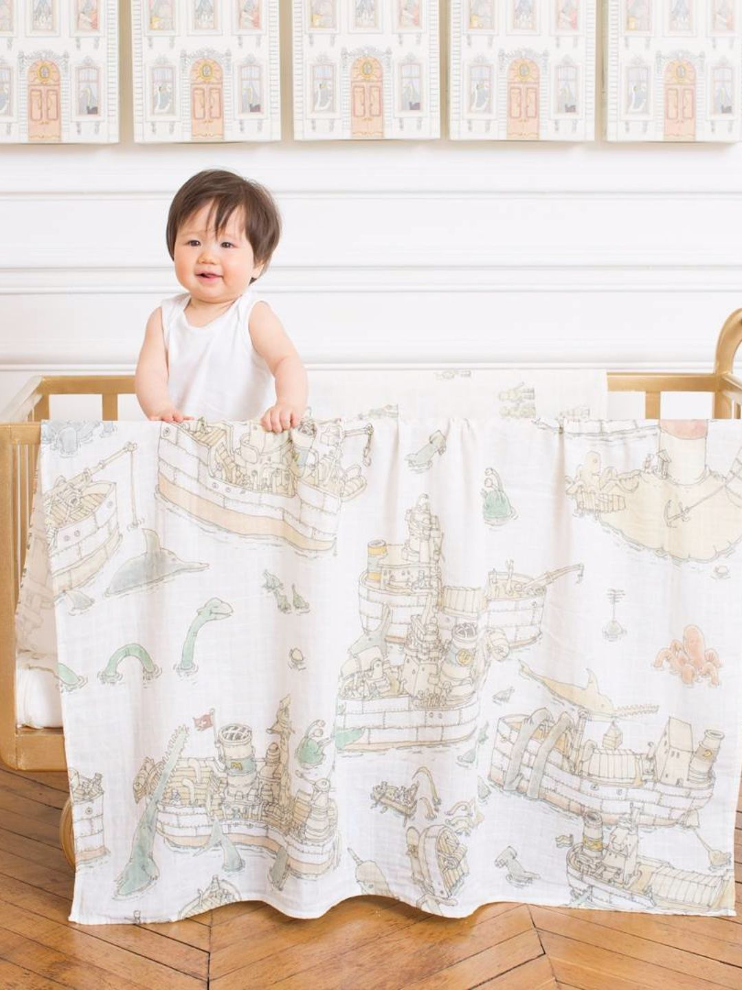 Carre Up For Air Tummy Time Blanket Baby Blanket Atelier
