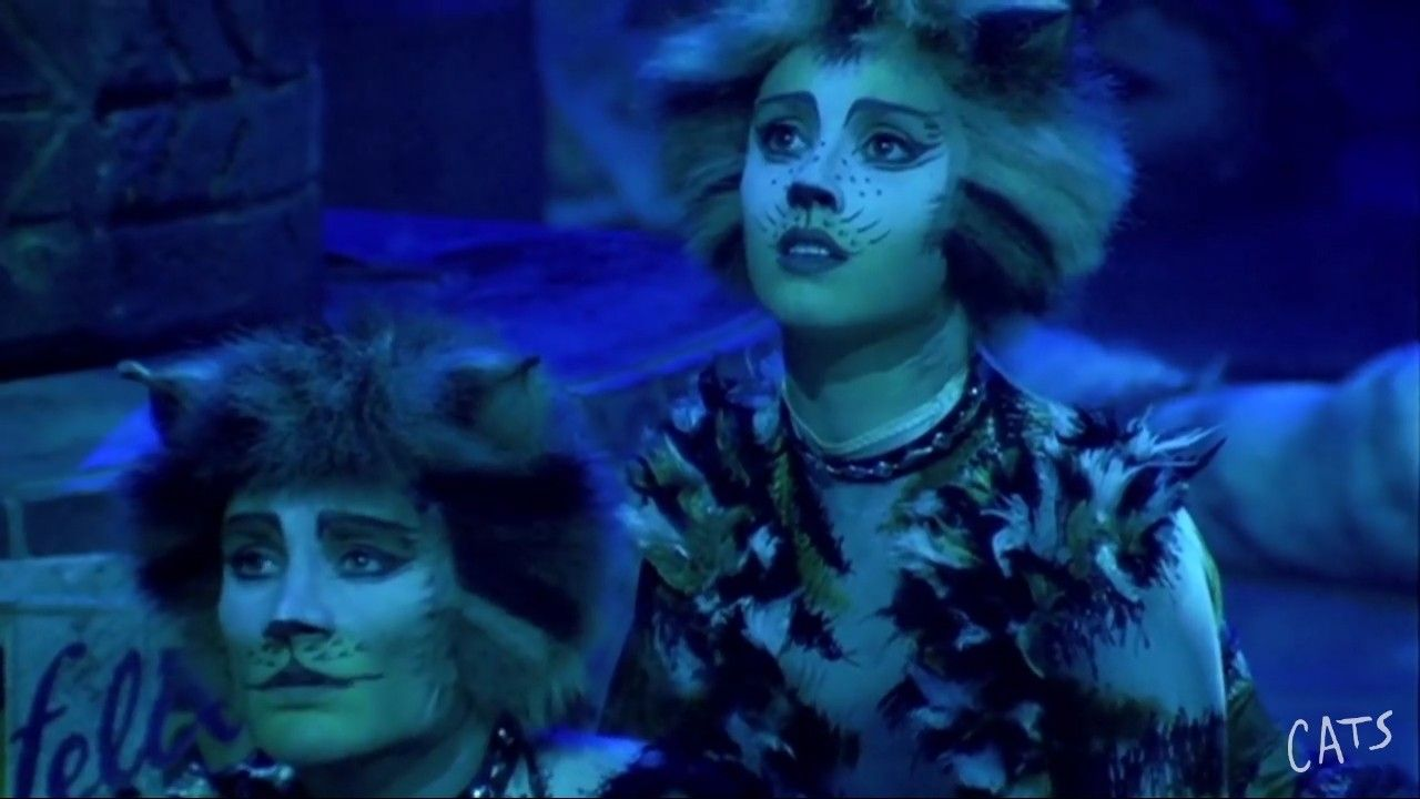 Pin By Sarah Rohde On Jellicles Can And Jellicles Do Cats Cast