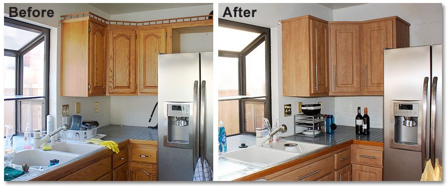 Kitchen Cabinets Remodel Options For Refacing Replacing