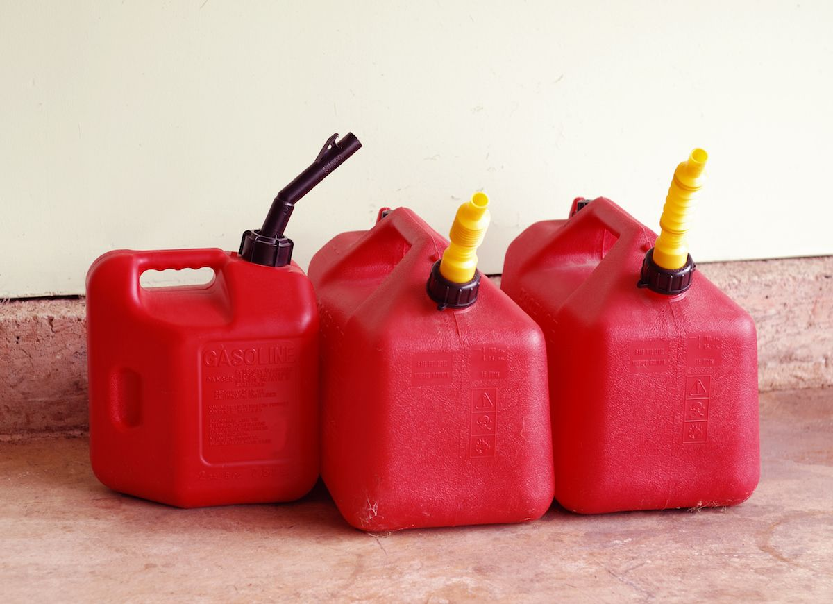 11 Things Never To Keep In Your Garage Storing Paint Garage