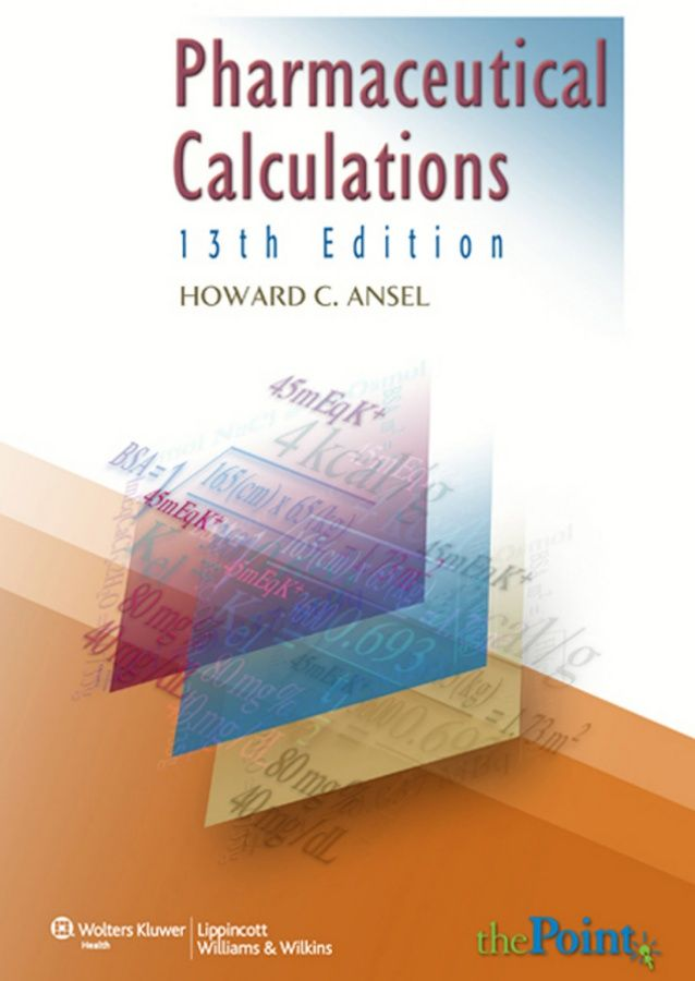 Pharmaceutical calculations study pinterest explore kindle ebooks and more fandeluxe Choice Image