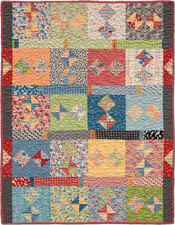 Diamond Double Play quilt | PATCHWORK | Pinterest | Father father ... : diamond double quilt pattern - Adamdwight.com