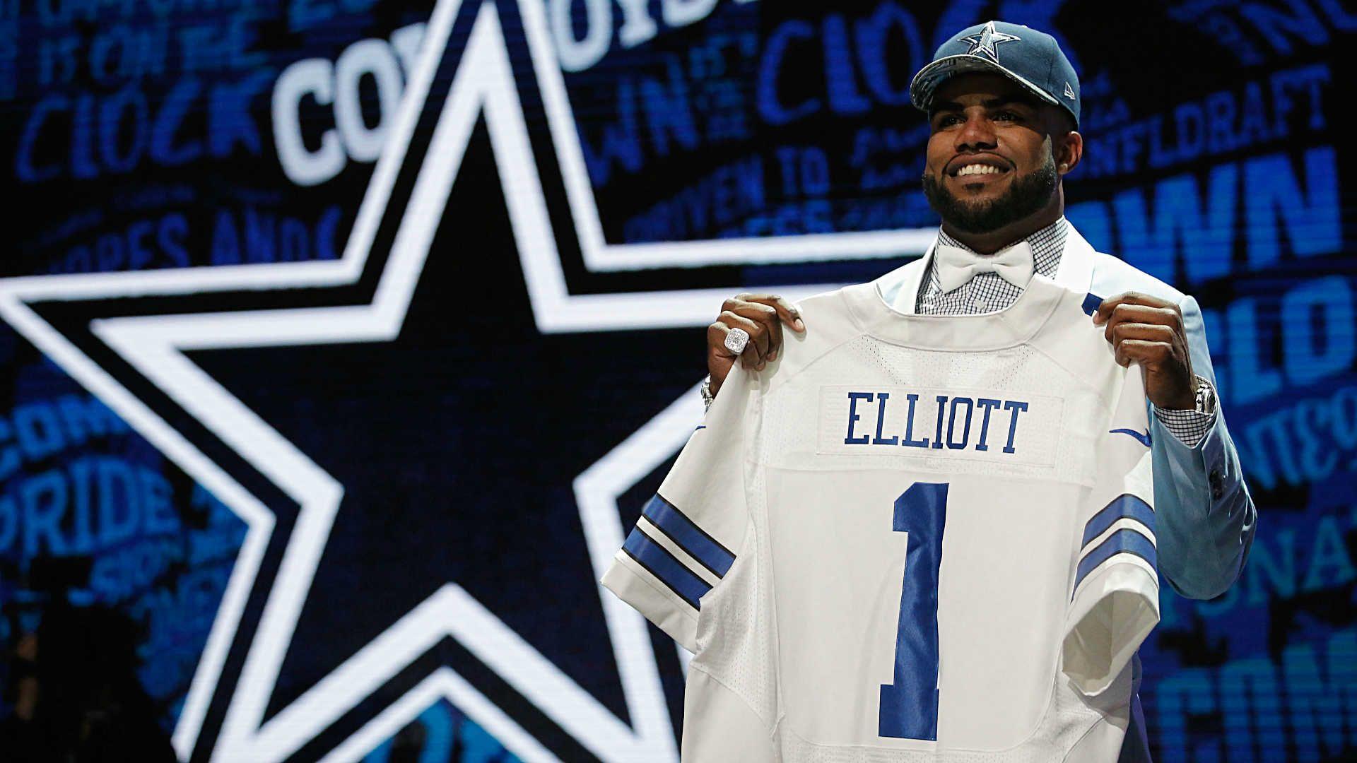 Rookie Watch Cowboys Sign Ezekiel Elliott, 3 Others
