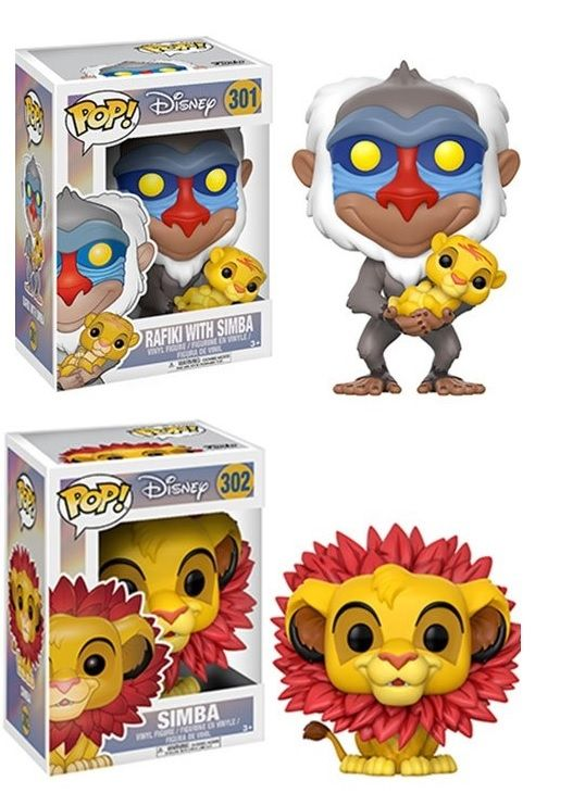 26870e95c63 Disney s The Lion King Pop! Collection (Set of 2)