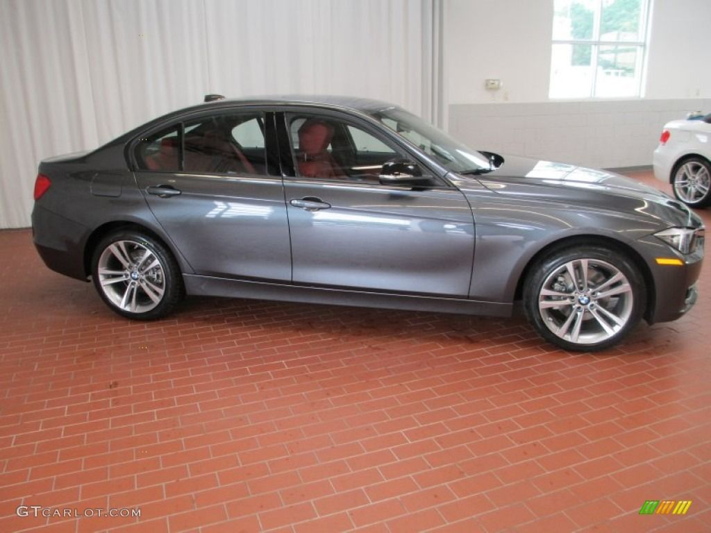 Mineral grey metallic 2013 bmw 3 series 328i xdrive sedan exterior photo 69425857
