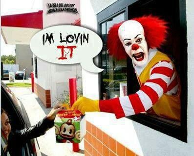 e0431e41b I'm lovin IT. I'm lovin IT Stephen King Novels, Pennywise The Clown ...