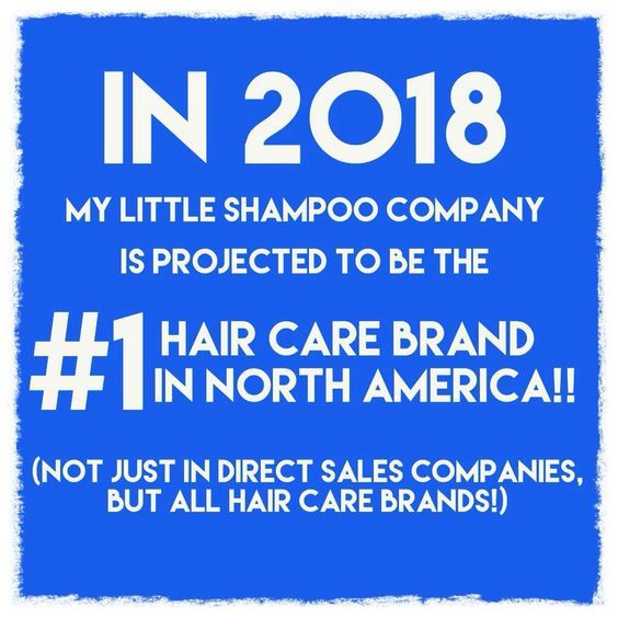 M O N A T #1 Hair Care Brand In North America