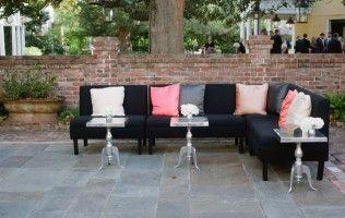 Black Sectionals   Lounge Furniture   Lounge furniture ...