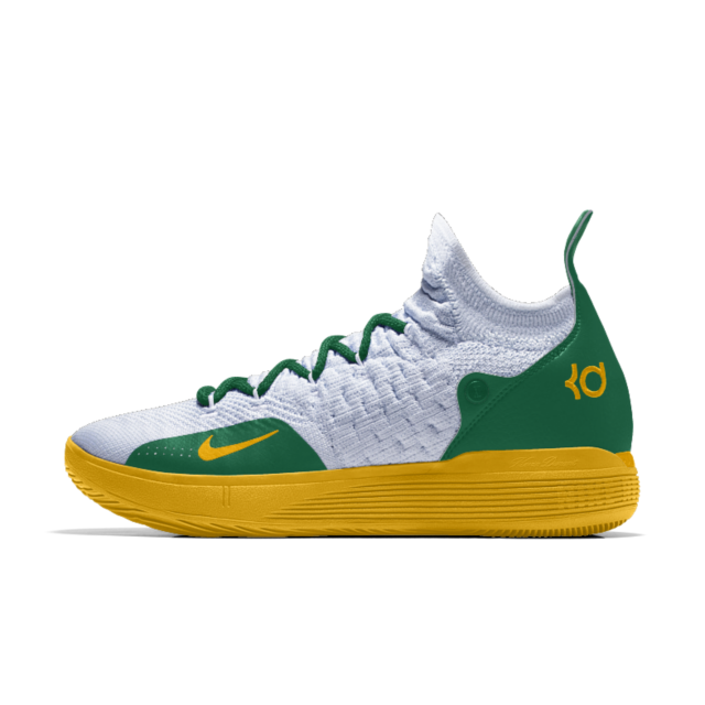 best loved best quality buy good The Nike Zoom KD11 By You Basketball Shoe | Shoes ...