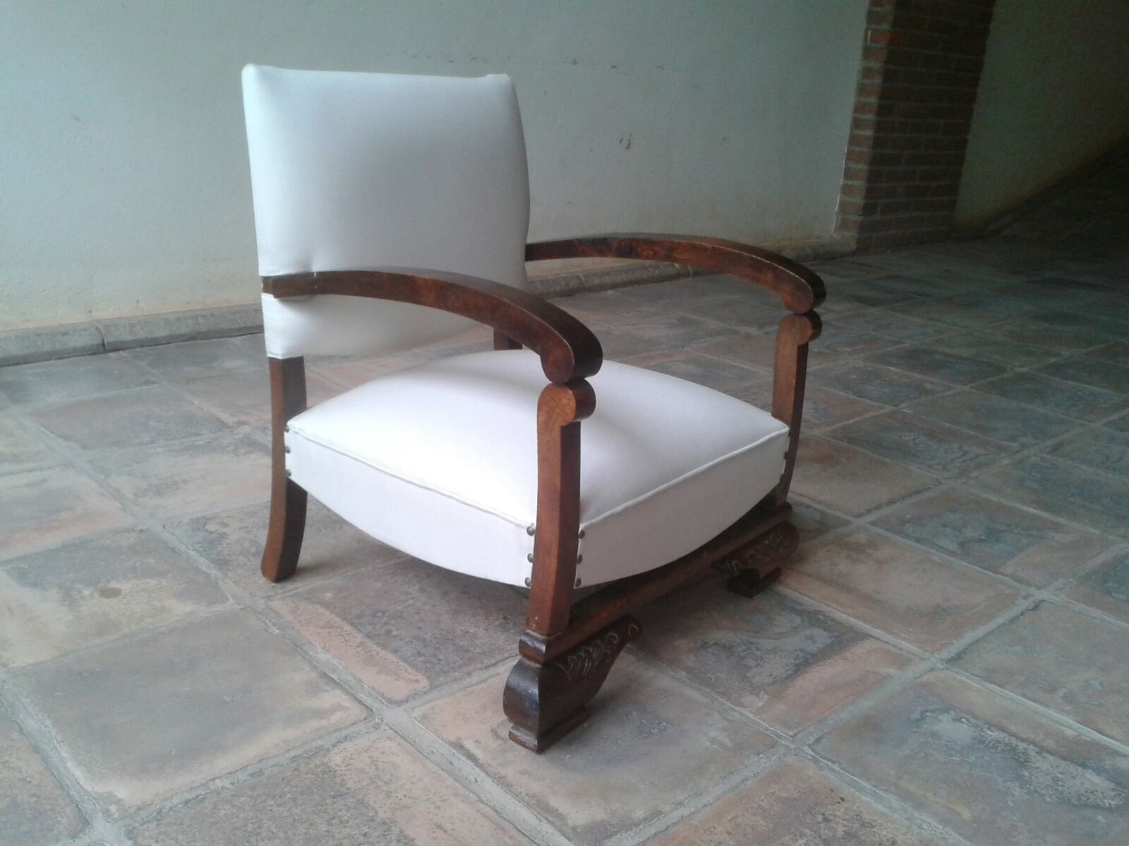 Descalzadora Baja Recuperaci N De Muebles Pinterest  # Muebles Butacas