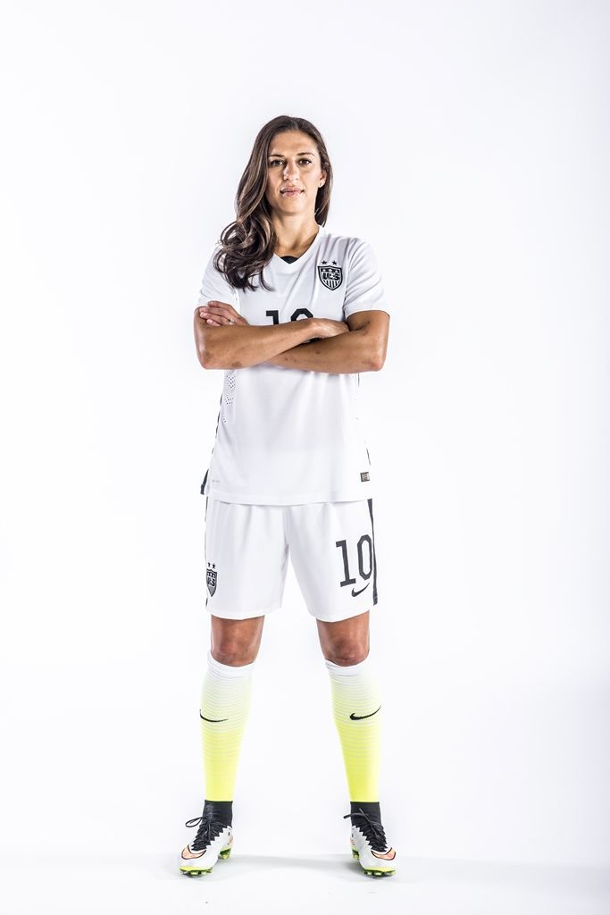 new arrivals 9de26 90553 Gallery: WNT Reps its New Nike Home Kit | USWNT | Soccer ...