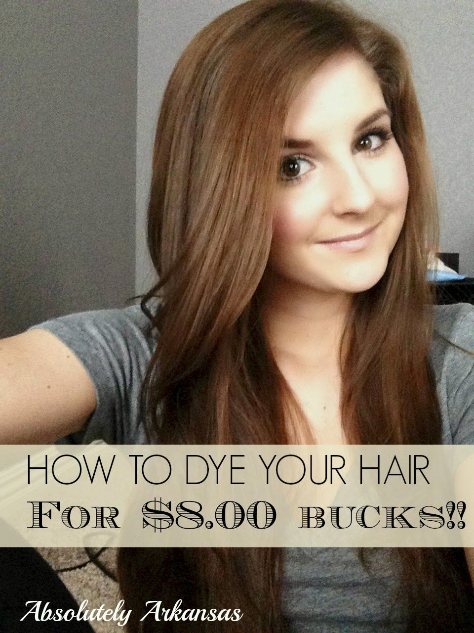 Absolutely Arkansas Dying Your Own Hair At Home For Eight Bucks