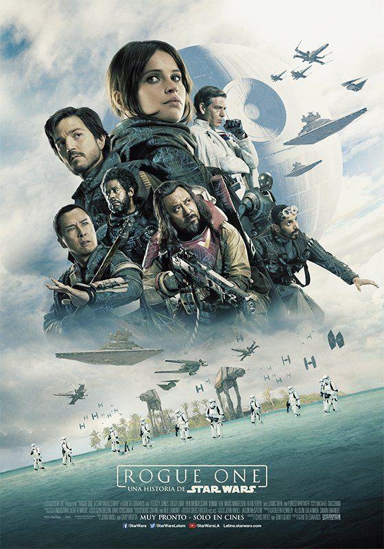 Twitter Filmplakate Star Wars Film Kriegerin