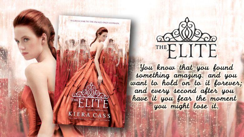 the elite kiera cass pdf epub