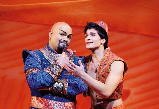 Disneys Aladdin Das Musical Musical In Hamburg Theater Neue Flora Tickets Karten Und Gutscheine Aladdin Musical Musical In Hamburg Aladin