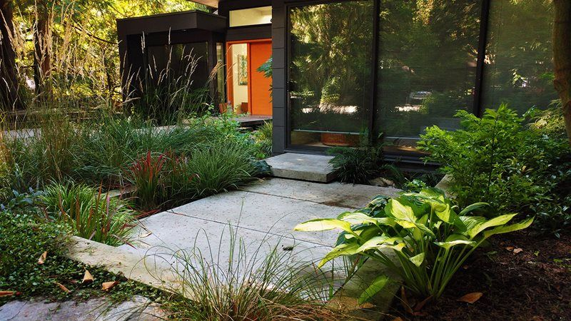 Front Yard Landscaping - North Vancouver, British Columbia ...