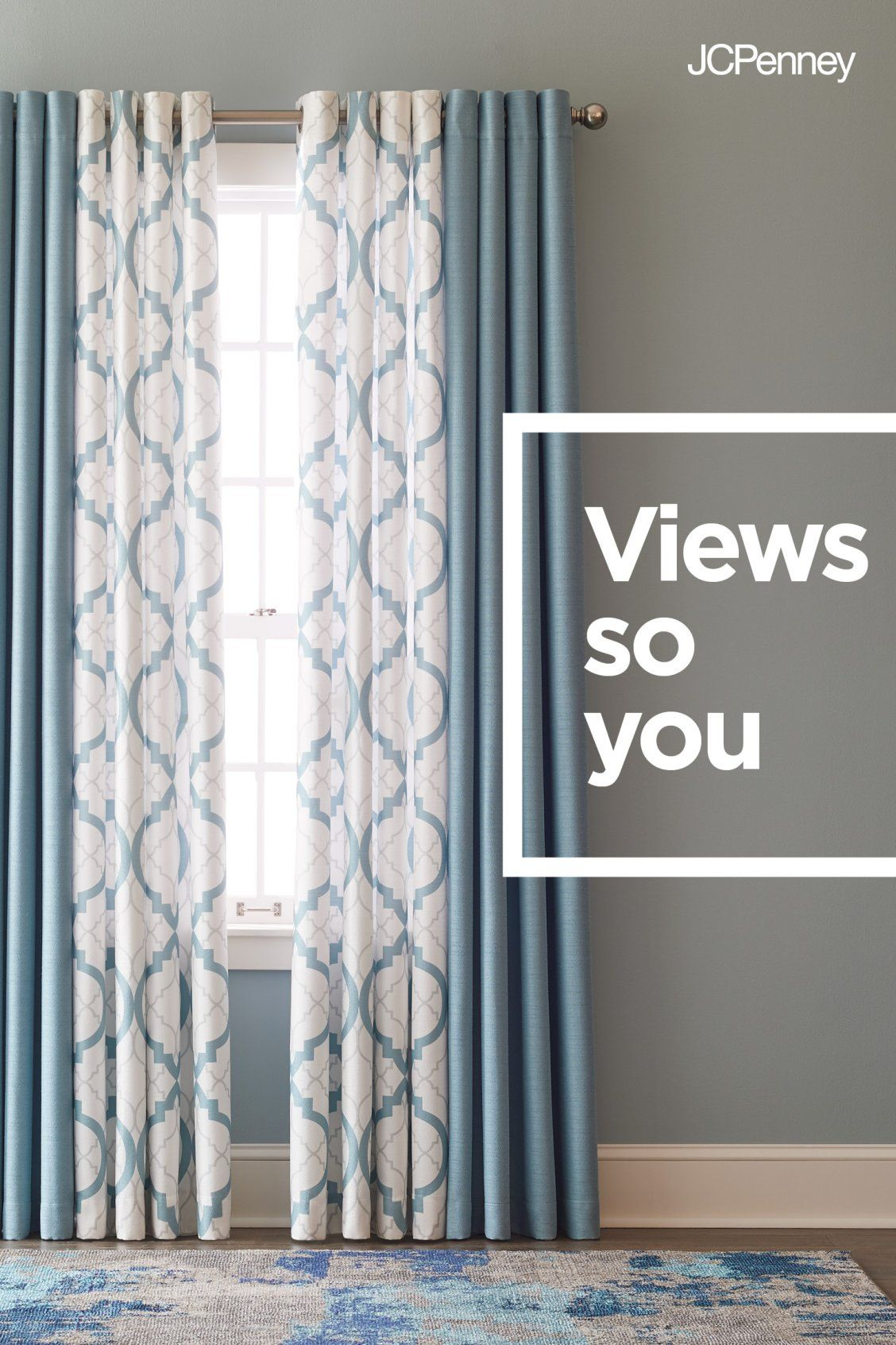 Jcpenney Is The Window Authority Refresh Your Windows With Ready