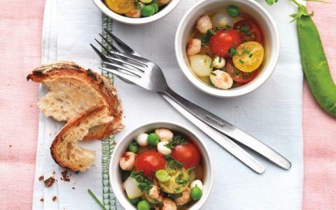 Erfrischende Sommerküche : Erfrischende rezepte aus der sommer küche annabelle essen