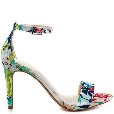 Brand new Aldo florals heels. Feminine flirty for fall heels. Pair it with  a solid flirty dress and you're set for a romantic date?