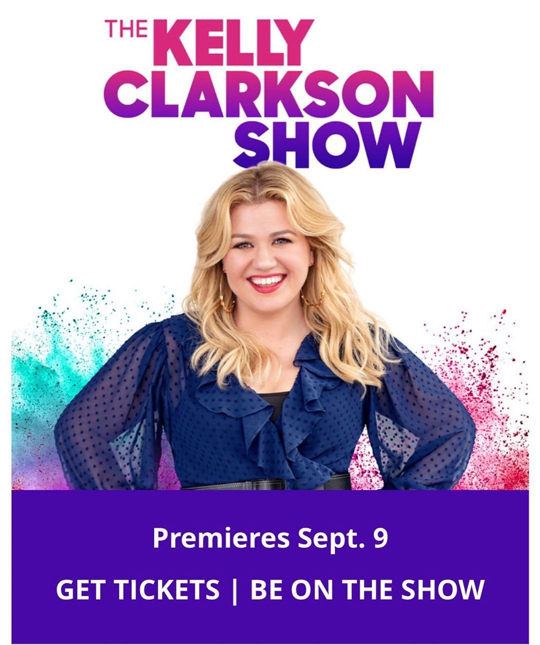 11776d61779b1433a56a54dfcee646a0 - How Do I Get Tickets To The Kelly Clarkson Show