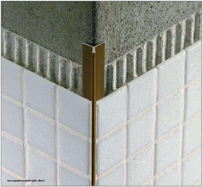 tile outside corner trim tile design