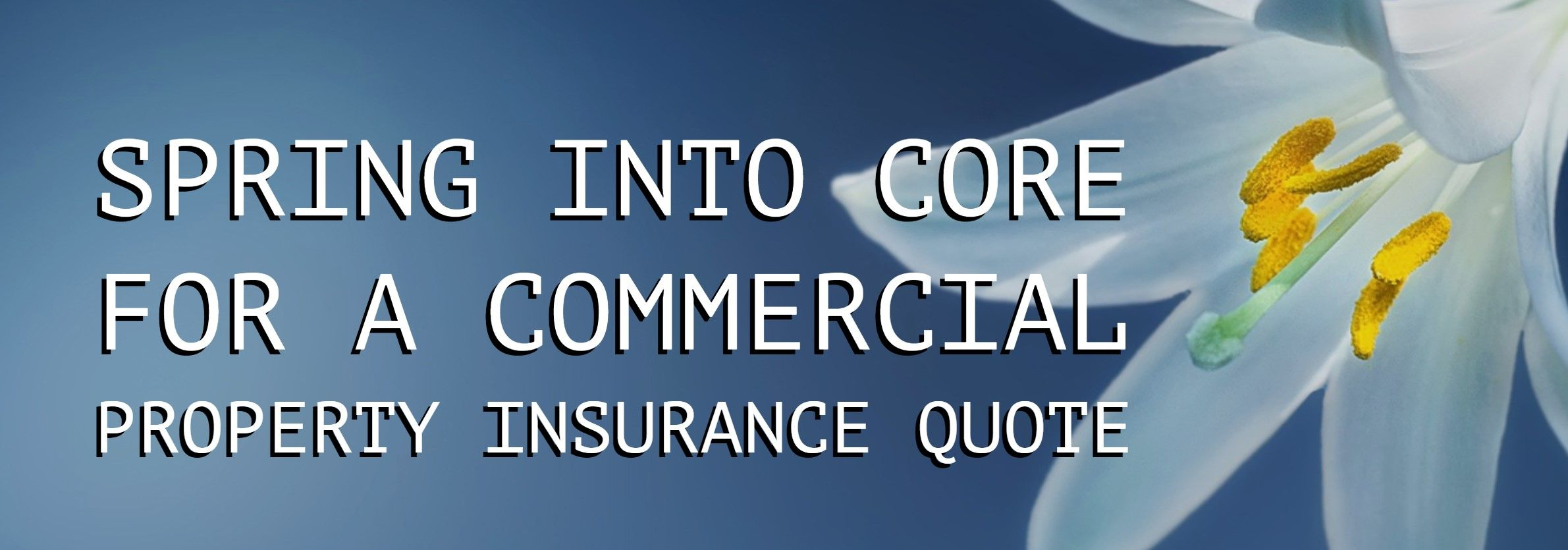 commercial property insurance Commercial property