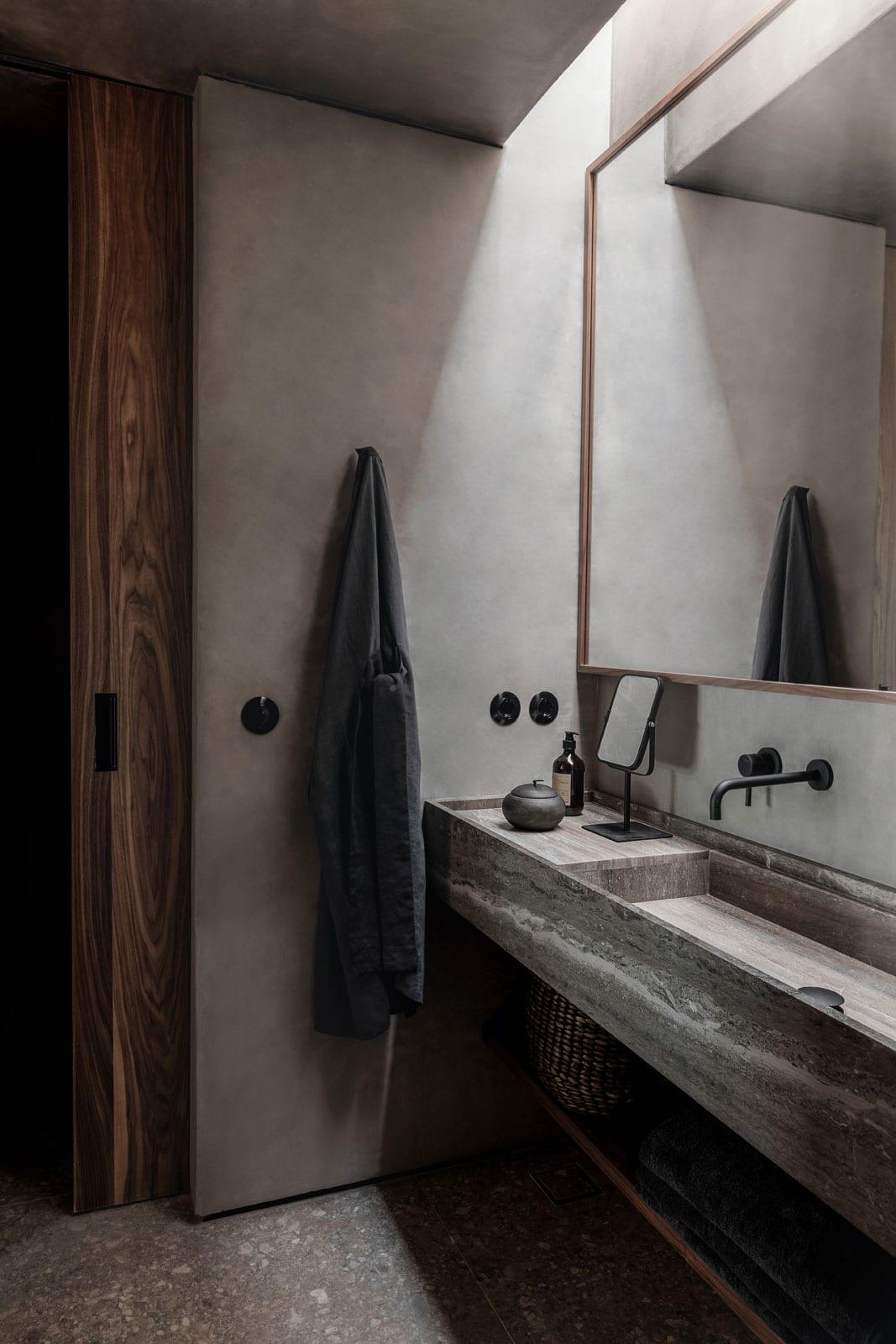 Casa Cook Chania On Greek Island Crete Bathroom Interior