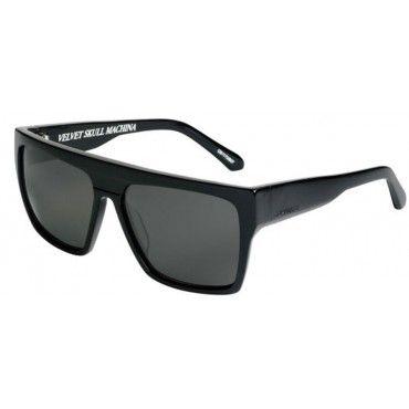 c79db00840 Quiksilver Mens Sunglasses Jail Tatt Shiny Black Grey