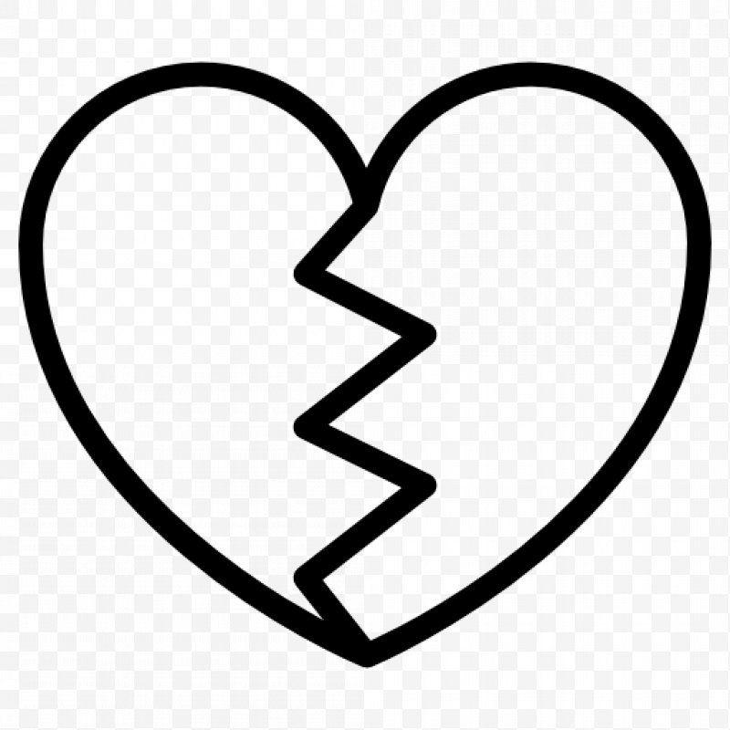 Broken Heart Broken Heart Clip Art Png Broken Heart Area Black And White Breakup Divorce Broken Heart Wallpaper Heart Clip Art Broken Heart