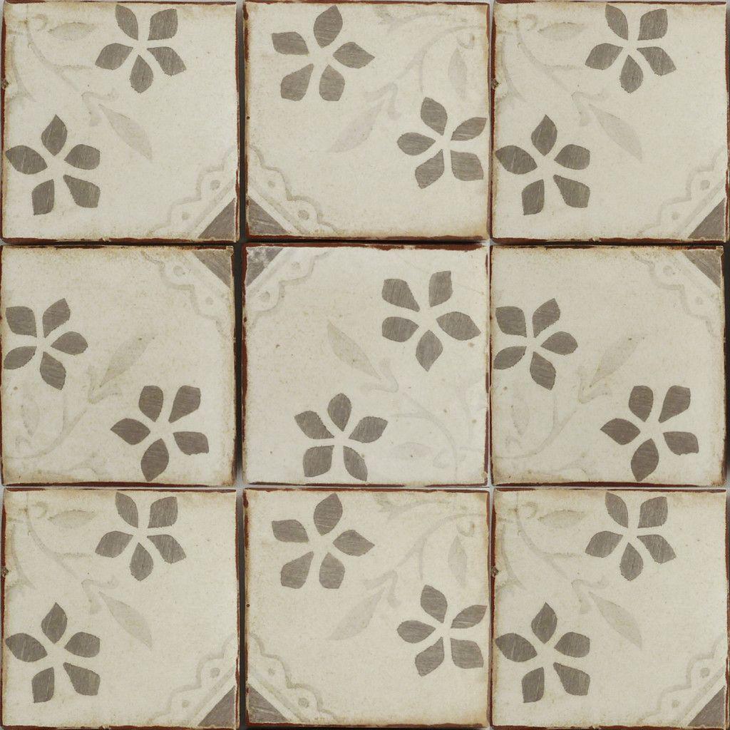 Mediterranean Tiles Kitchen: Custom Terracotta Tile