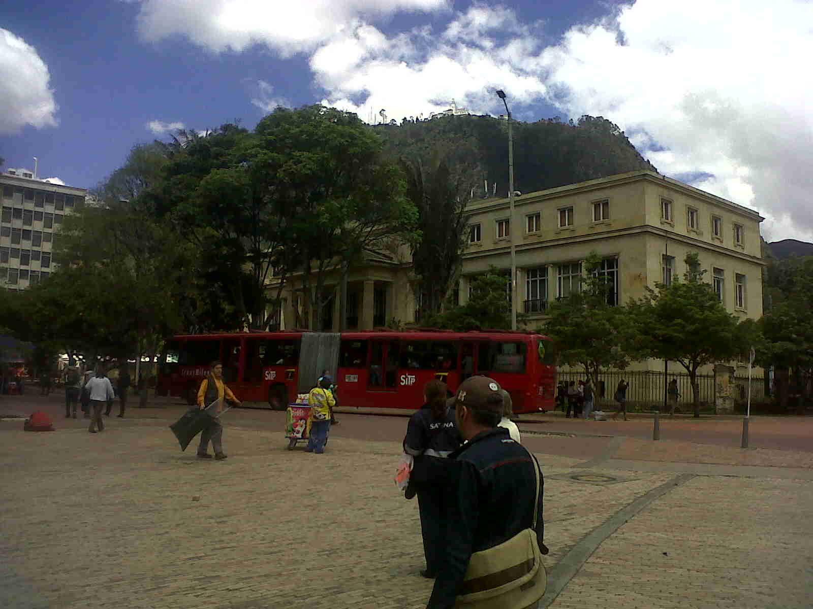 Bogotá Las Aguas