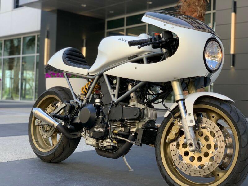 Custom Ducati 900ss Cafe Racer Ducati 900ss Ducati Cafe Racer