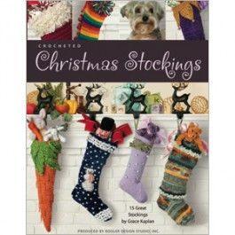 Crochet stocking patterns