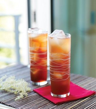 Singapore Sling ~ named after the city nation of Singapore