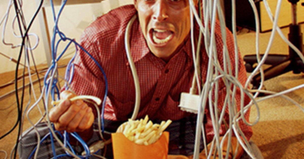 Ontknoop je kabelspaghetti met deze frisse ideetjes