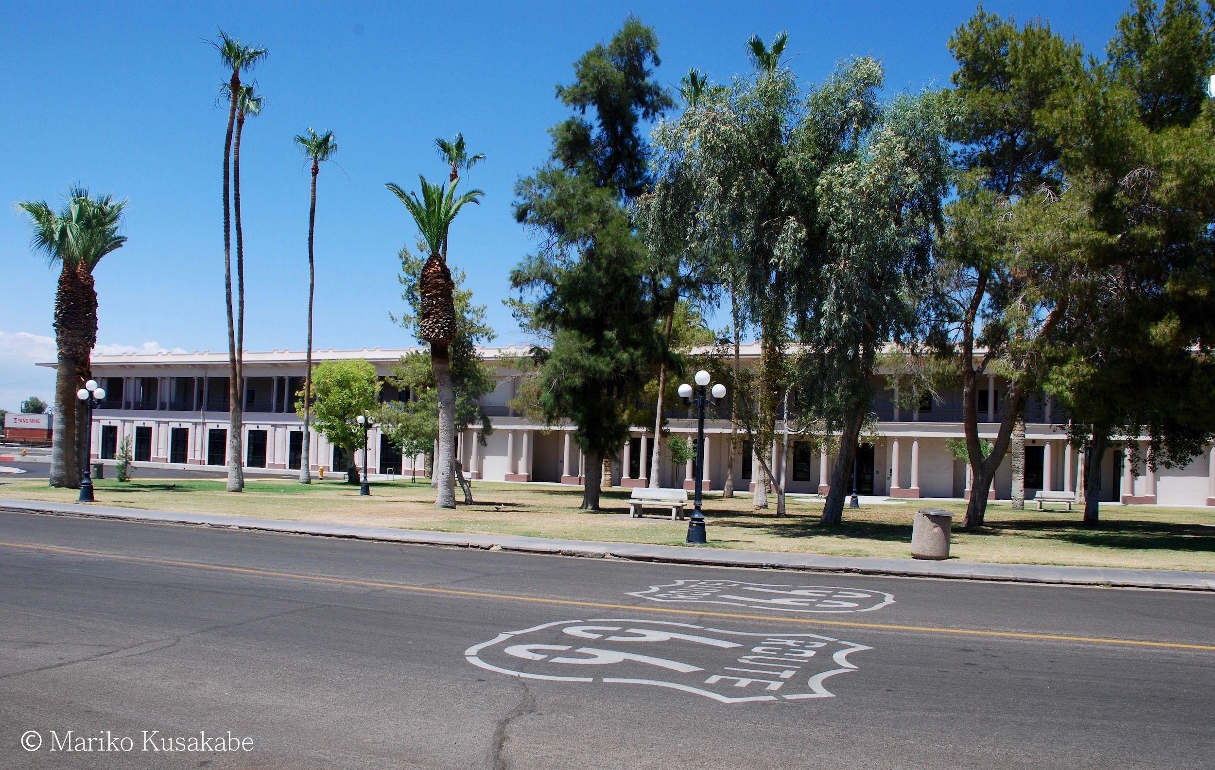 El Garces Hotel In Needles California Route 66 On My Mind
