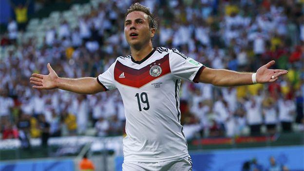 Alemania es nuevo campeón del mundo. July 13, 2014.