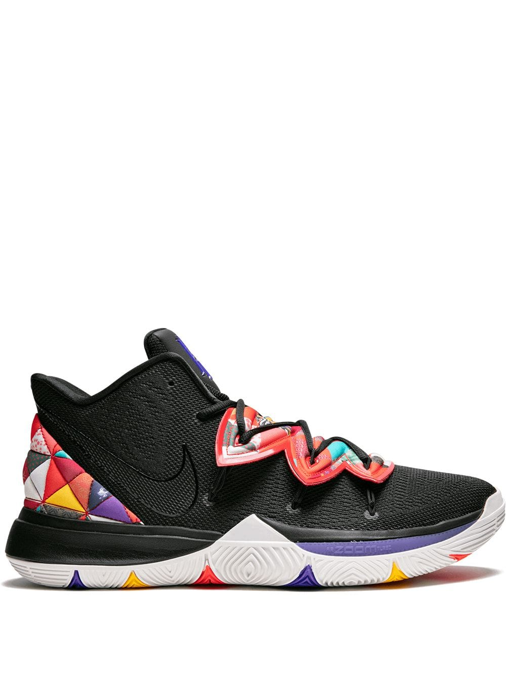 Nike Kyrie 5 Sneakers Farfetch In 2020 Kyrie Irving Shoes Womens Basketball Shoes Girls Basketball Shoes