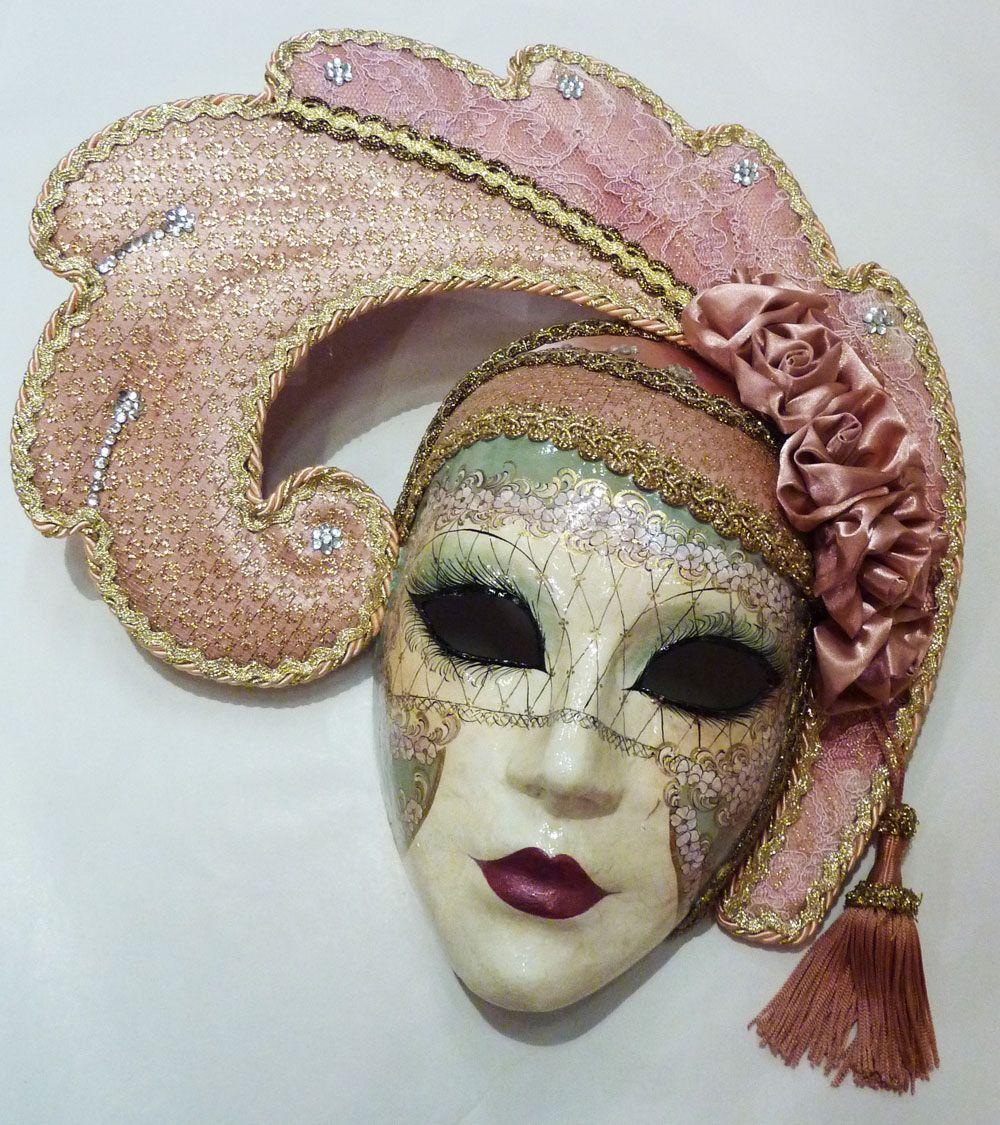 Masque v nitien recherche google masques pinterest - Masque venitien decoration ...