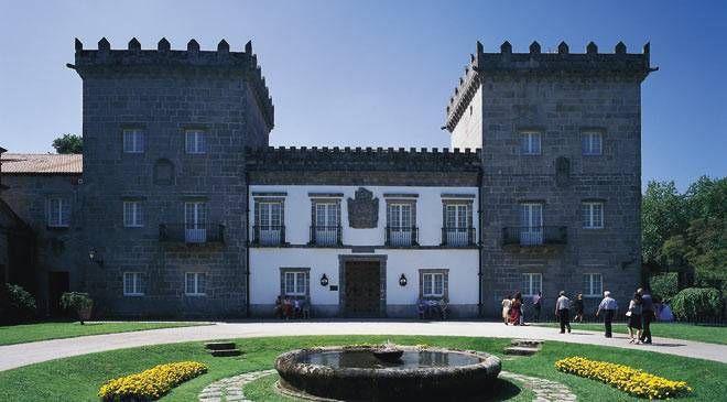 Vigo Pazo De Quiñones De Leon Museos España Castillos