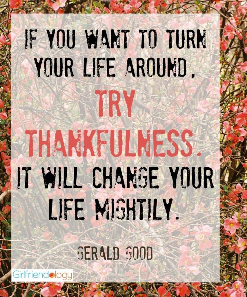 Favorite Thanksgiving Quotes