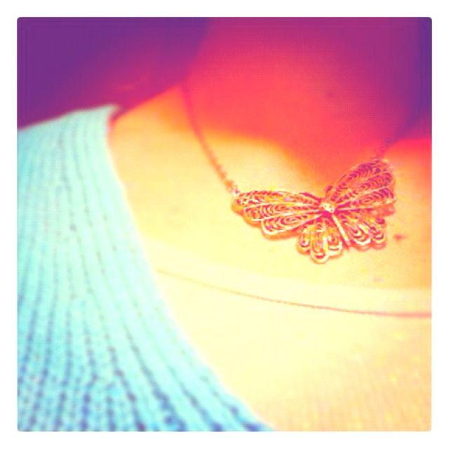Wings of butterfly's