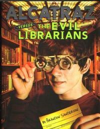 Alcatraz Versus The Evil Librarians Feel Like Laughing Non Stop